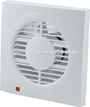 "Popular fan ,5""120mm, Made of ABS Material,with CE,CB,SASO,EMC. Bathroom Extractor Fan /Exhaust Fan"