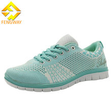 Popular action flexible sports running shoes