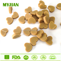 premium dog chewy items MJY12 OEM brand dry Pets Food and dogs dental chew treats snacks manufacturer