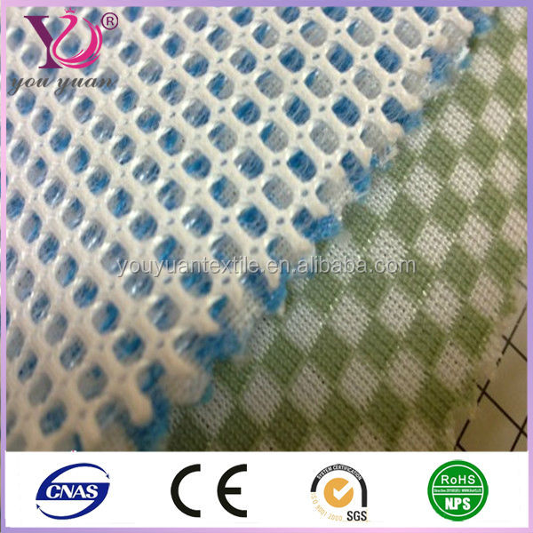 new mesh motorcycle seat cover 3d air mesh fabric wholesale