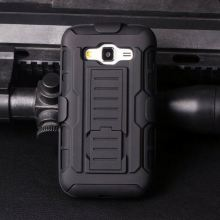 Wholesale Rugged Hybrid Stand Robot Case For Samsung Galaxy S4 Mini