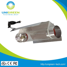 "High quality 8"" Air Cooled Tube Reflecotr with Full Wing"