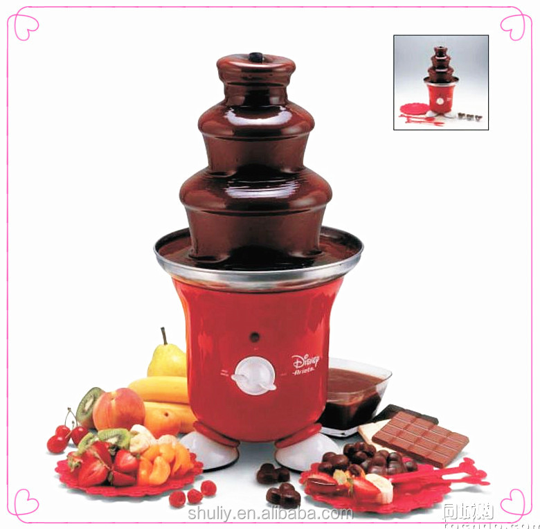 battery chocolate fountain commercial chocolate chocolate fountains