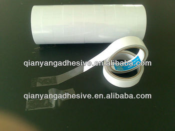 Self adhesive double side OPP tape, transparent film tape