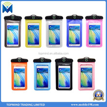 Factory Price with High Quality Compass PVC Mobile Phone Waterproof Bag with Armband