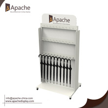 Multiusage High Quality Metal Umbrella Display Stand for Stores
