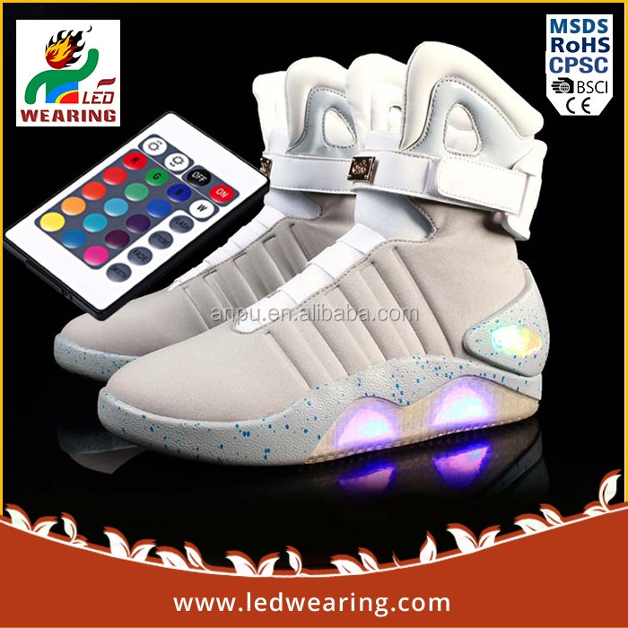 with remote control CHARGING usa sneaker wholesale