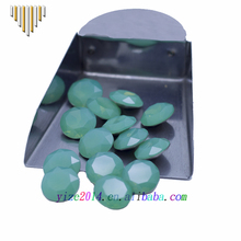 Round shape synthetic pacific opal round cubic zirconia india price