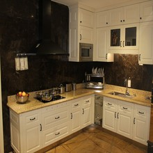 White Color Kitchen Cabinets