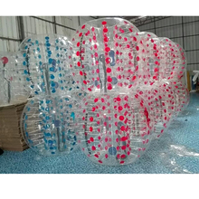 cheap bubble soccer ball inflatable soccer bubble ball in china