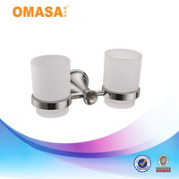 China Bathroom Accessories Double Cup & Tumbler Holders