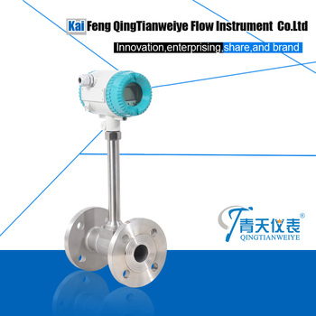 Digital Natural Gas Flow Meter