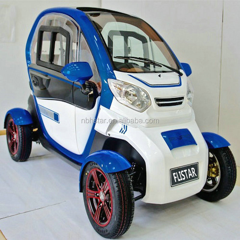 2016 New 4 Wheels Tricycle Mini Electric Car