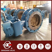 PN40 weld renewable seat butterfly valve 316 stainless steel