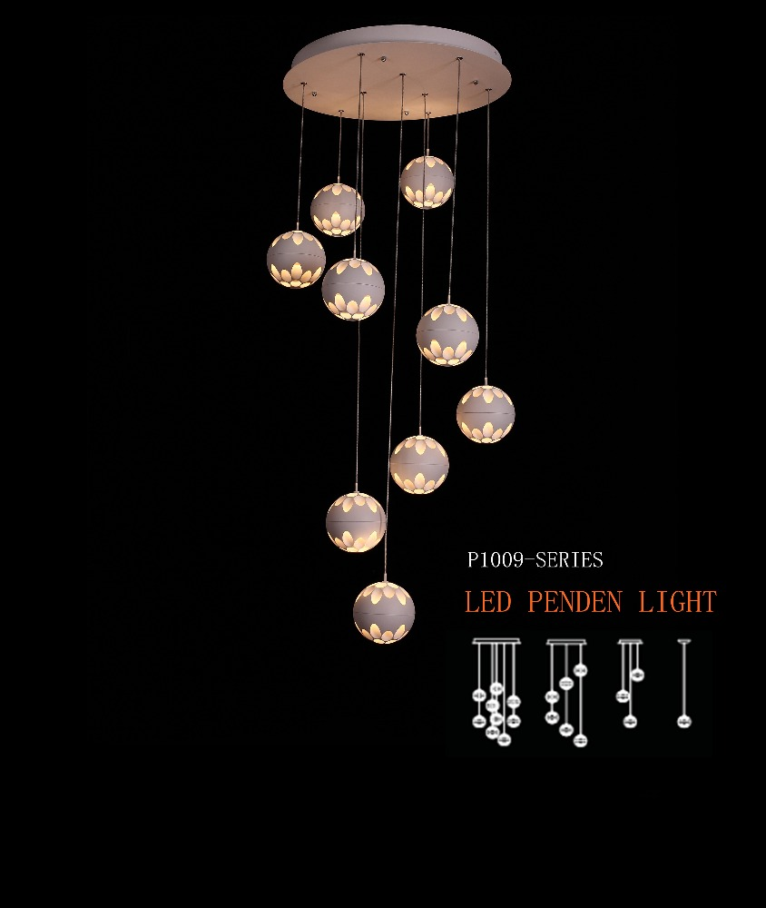 Hot Sale Modern LED Chandelier , fancy Pendant light, Modern Pendant Lamp Manufacturer Wholesale Price