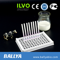 Hot sales Rapid test for antibiotic residues test in dairy antibiotic beta-lactam+tetracycline +sulfanilamide kit for milk
