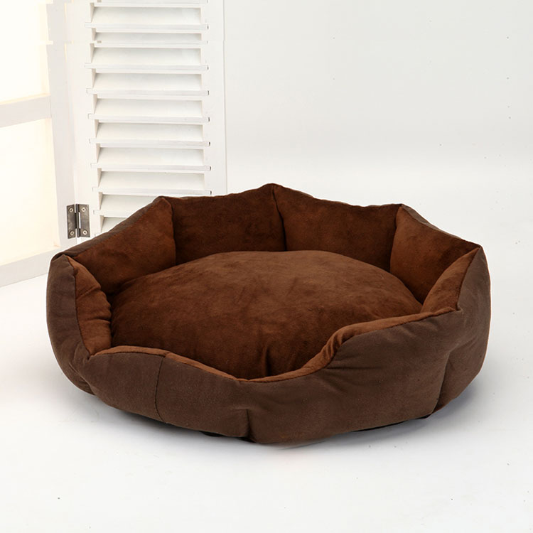 SZPLH Wholesale memor foam / polyester fiber dog bed cat house