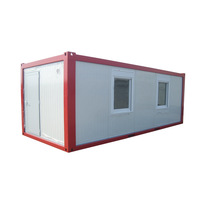 ready made flat pack portable 20 foot container office house for sale