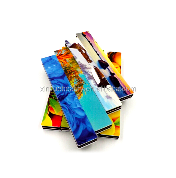 salon nail file abrasive nail file hot sale nail file