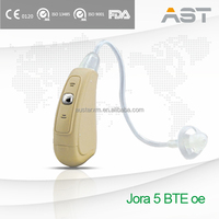 Jora 5 Ear Zoom Mini Personal Hearing Aid BTE OE