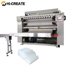 Turnkey Business Small Scale Machine To Make Printing Toilet Roll Paper Rewinding Manufacturing Plant