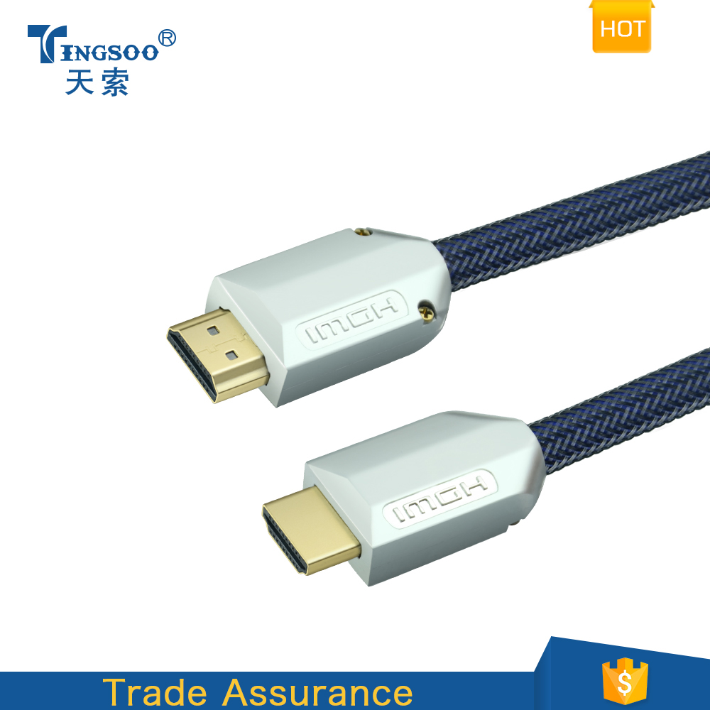 HDMI Cable 1.4V, Up to 3D,1.5m to 20m