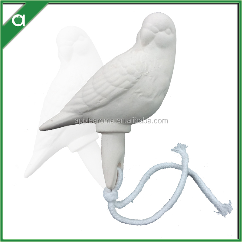 Wholesale Plaster Bird for Fragrance Diffuser/ Aroma Diffuser Plaster Bird