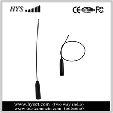 TC-R821 Soft Antenna SMA-F DualBand 144/430MHz for BAOFENG UV5R 777S/888S/666S Handheld 2 Way Radio