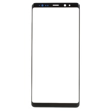 Custom Front Glass Lens Replacement Phone Parts for Samsung Galaxy Note 8