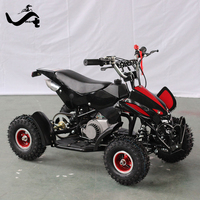 Racing atv kids 50cc gas zongshen engine