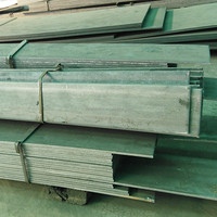 Steel Flat Bar Stair Handrail