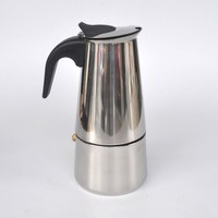 Factory price Percolating Espresso Pod Coffee percolator/Coffee Maker 2cups 9cups