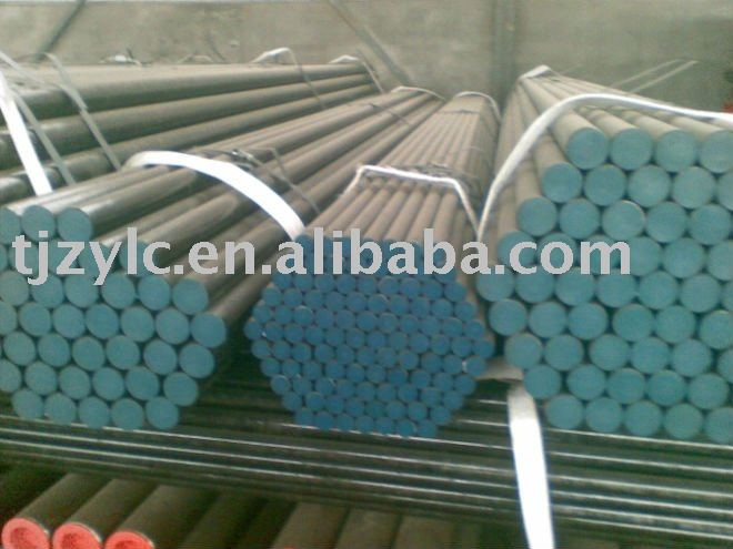 A small-bore seamless steel tube
