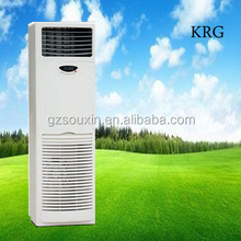 18000BTU 2P1.5TON red panel without outdoor unit floor standing air conditioner