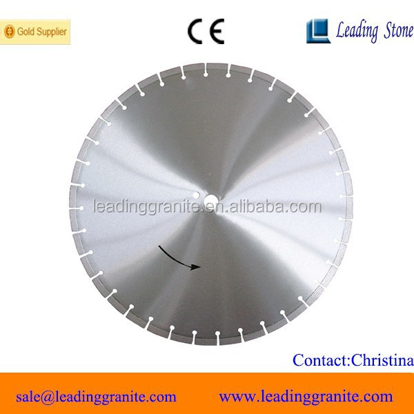 For stone diamond tile saw blade