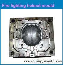 professional fire fighting helmet plastic injection mould maker