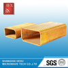 Rectangular Flexible Seamless Waveguide Tubes from HEXU MICROWAVE
