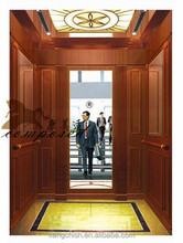 630KG duplex sightseeing elevator small home lift