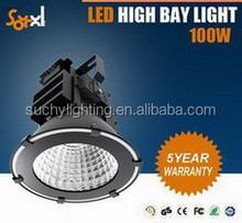 Technology Innovation! 170lm/w industrial 100w led high bay light for 400w metal halide lamp replacement