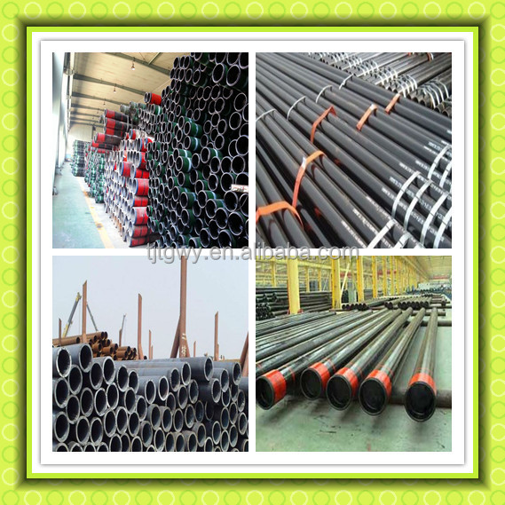steel tube / steel pipe
