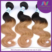 Cheap Prices Could Braiding 24 Inch Human Hair Weave Ombre Hair Extension