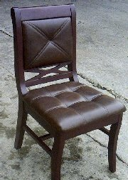 Dining Chair Furniture with PU