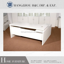 2014 HC-M033 modern executive desk high end office furniture made in china