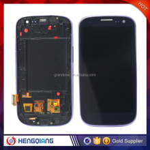 100% original lcd touch screen display for samsung galaxy s3 i9300