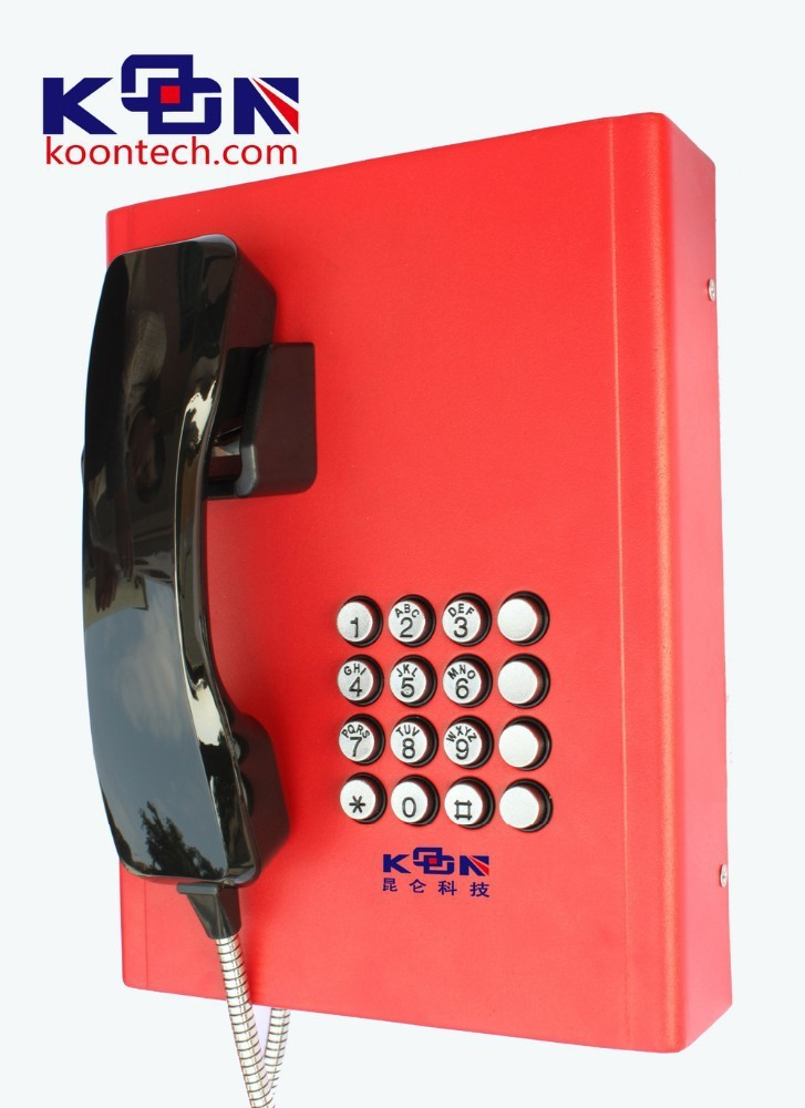 KOONTECH made gsm landline phone for metro station with low price
