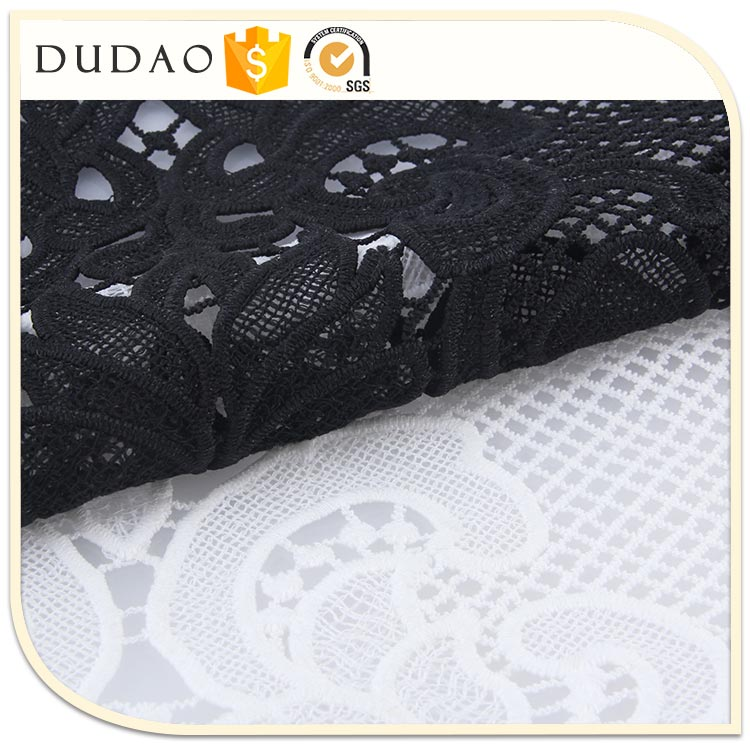 Alibaba China Low Price For Bridal crewel fabric sale