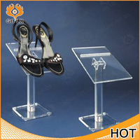top grade used shoe store display racks,promotion display,modern wooden shoe display cabinet
