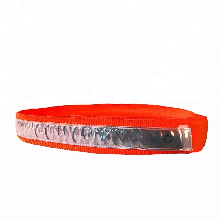 High Visibility Reflective Waist Belt Running <strong>Safety</strong> Light Belt for Nocturnal <strong>Safety</strong>
