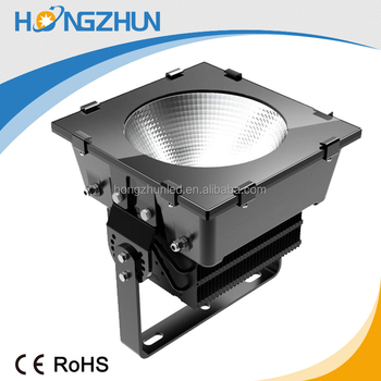 3-5 years warranty ip65 400w led flood lighting and projector for stadium flood light