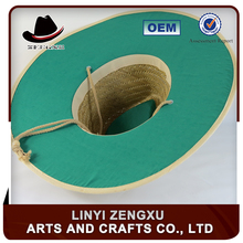 10 years experience new fashion drinking mens straw hat